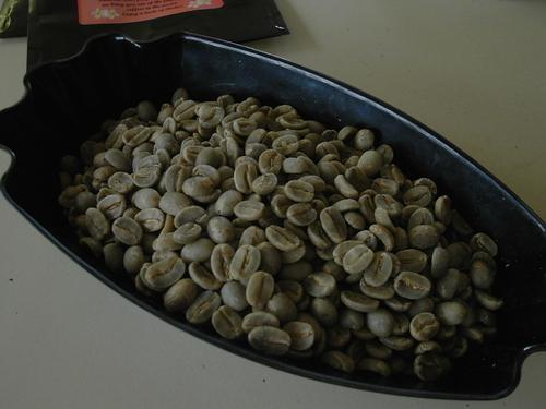 コナコーヒーの焙煎体験に行きました