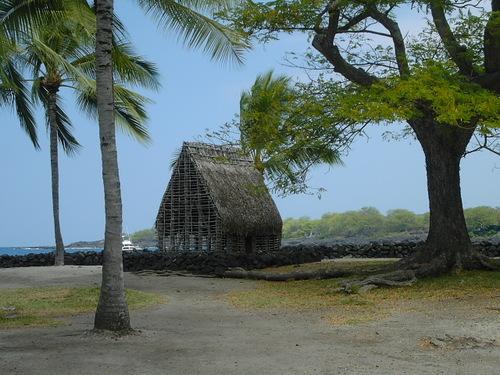 Puuhonua O Honaunau National Park 1